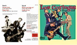 Los-Coringas-Disco-Piernas-Locas- Arena Rock Producciones Rockin´ Pilar 2021