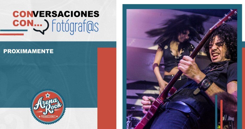 #ArenaRockFotografia